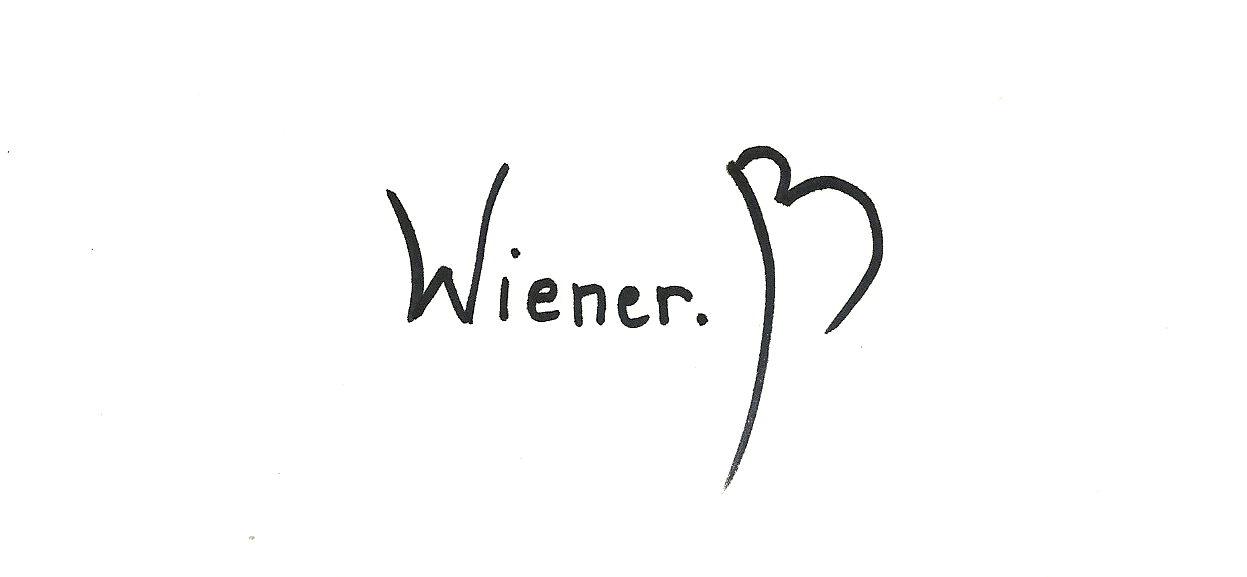 Scan signature Wiener.B